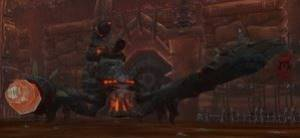 Iron Juggernaut Boss in Siege of Orgrimmar