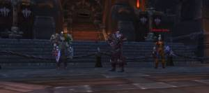 Iron Maidens Boss in Blackrock Foundry