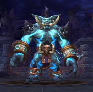 Jin`rokh the Breaker Boss in Throne of Thunder