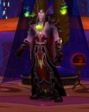 Kael`thas Sunstrider (Dungeon) Boss in Magisters Terrace