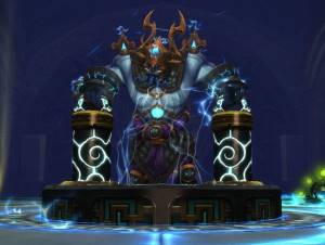 Lei Shen Boss in Throne of Thunder
