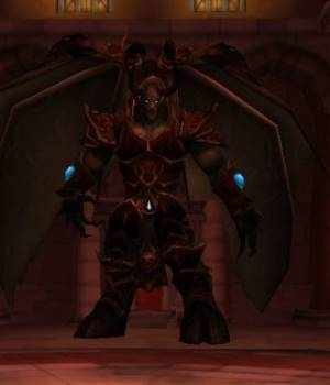 Lord Balnazzar Boss in Stratholme
