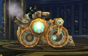 Mimiron Boss in Ulduar