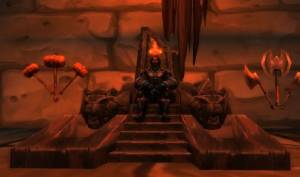 Nefarian Boss in Blackwing Lair