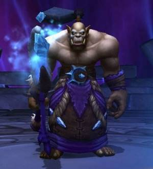 Ner`zhul Boss in Shadowmoon Burial Grounds