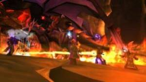 Onyxia Boss in Onyxia`s Lair (Original)