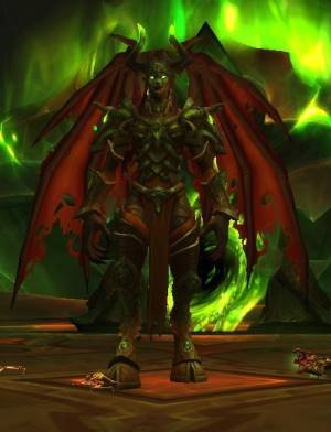 Portal Keeper Hasabel Boss in Antorus, the Burning Throne