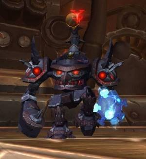Siegemaster Helix Blackfuse Boss in Siege of Orgrimmar