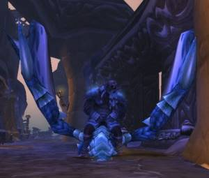 Skadi the Ruthless Boss in Utgarde Pinnacle
