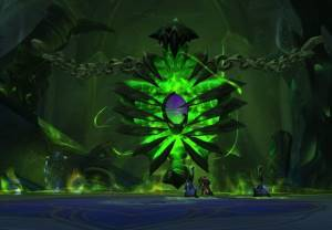 The Desolate Host Boss in Tomb of Sargeras