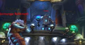 Thorim Boss in Ulduar