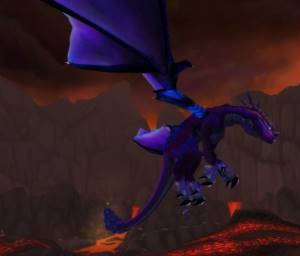 Twilight Dragons Boss in The Obsidian Sanctum